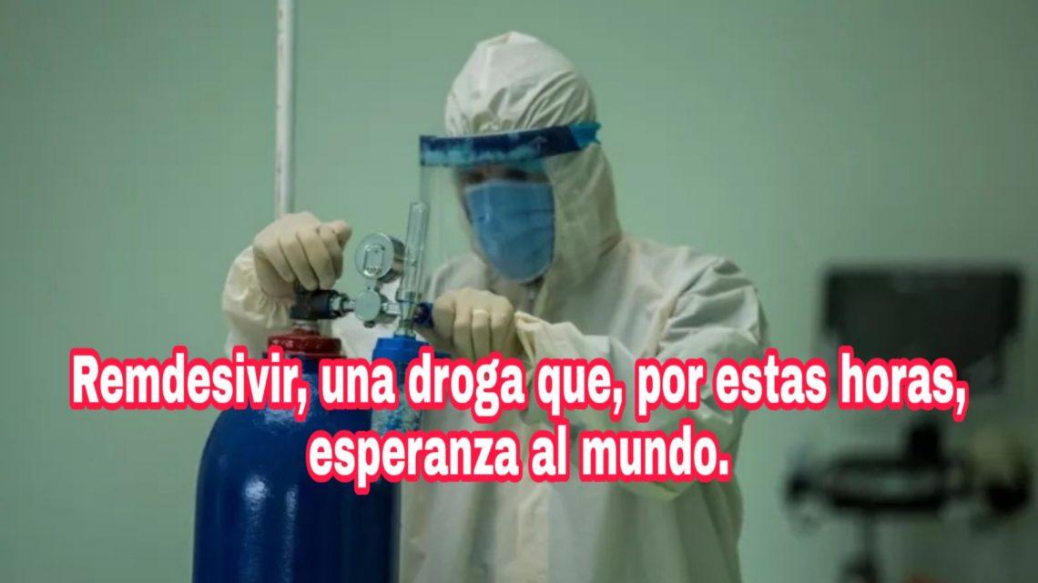 LA DROGA CONTRA EL CORONAVIRUS, COMO SERA LA VENTA Y CUANTO COSTARA