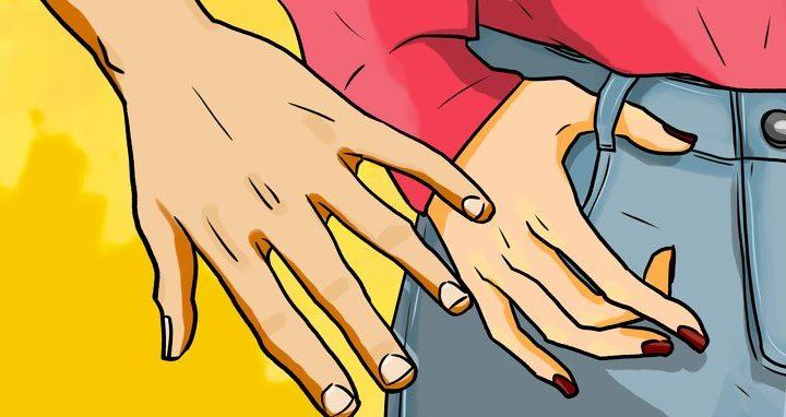 15 Señales corporales que demuestran que una persona está totalmente enamorada de ti