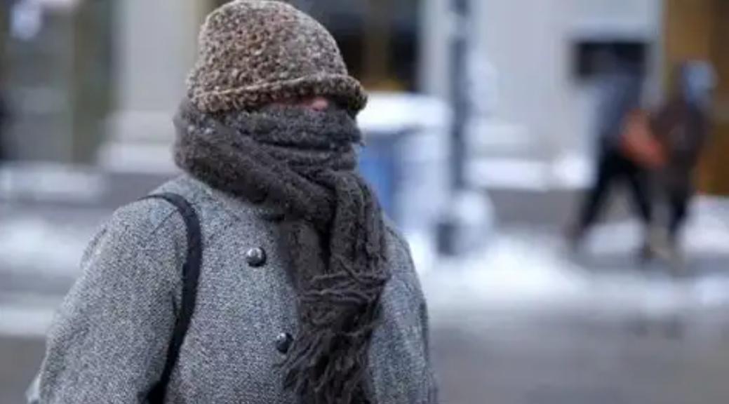 Río Grande, La Ciudad Más Fría Del País: La Sensación Térmica Llegó A Los -15°C