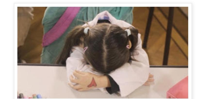 «Me quiero contagiar, así me voy de casa»: niños encerrados con su abusador