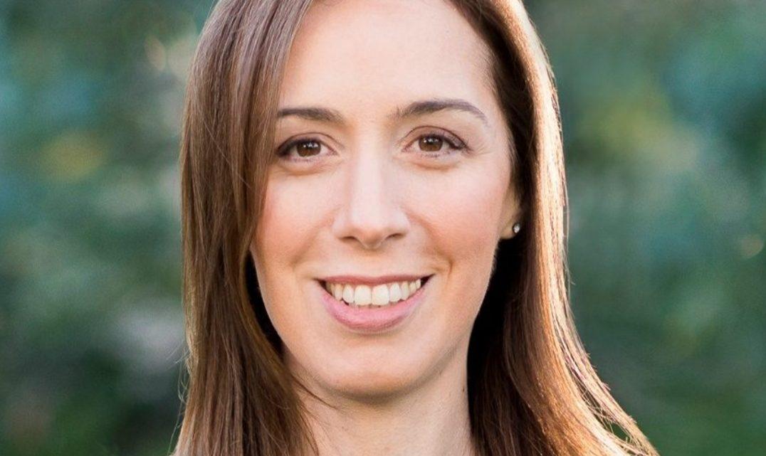 """María Eugenia Vidal, Tras Dar Positivo En Coronavirus: """"Cuídense Y Cuiden A Sus Familias"""""""