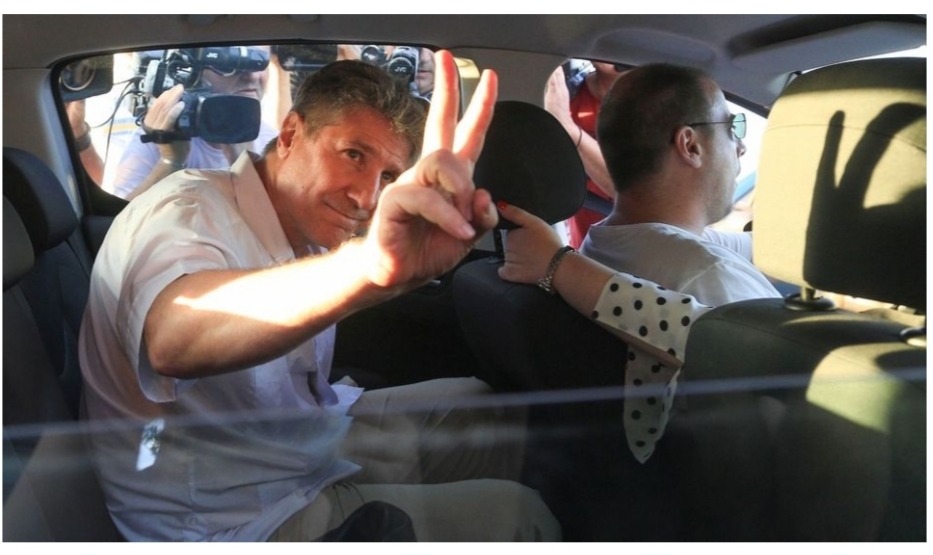 Autorizan pensión vitalicia de $400.000 para Amado Boudou
