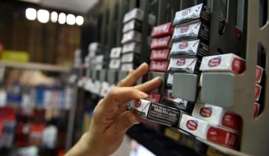 Desde el lunes vuelven a subir los precios de los cigarrillos