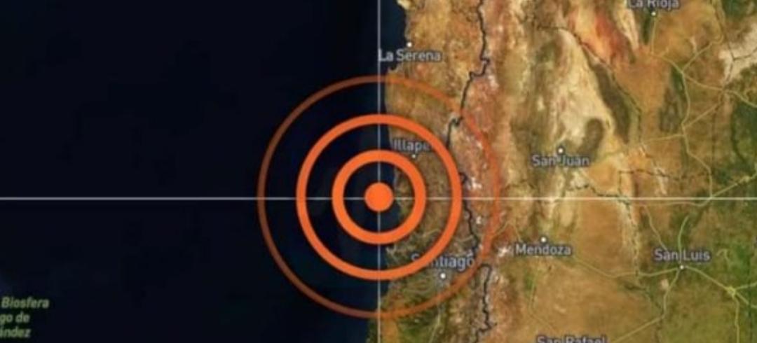 EL 2020 NO PARA: SISMO DE 5,2 GRADOS EN CHILE