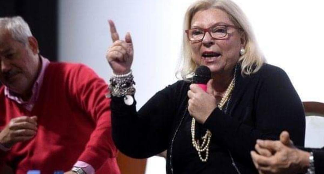 Elisa Carrió habló contra la extensión de la cuarentena y apuntó a Axel Kicillof: «Que deje de mentir»