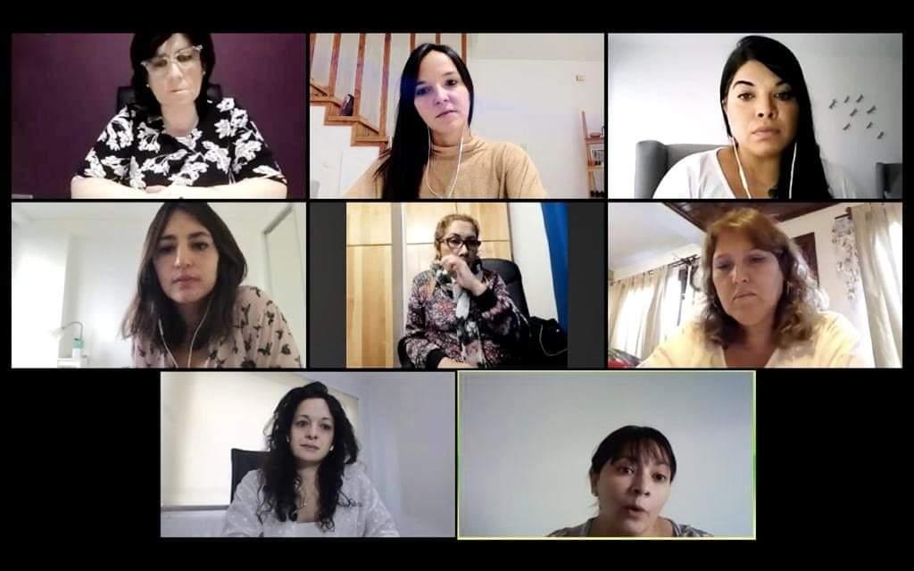 Parlamentarias Fueguinas acompañan la decisión de incorporar como asesora en cuestiones de género a Thelma Fardin.
