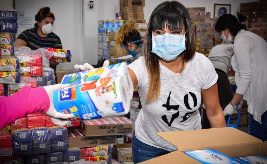 LA ASISTENCIA SOCIAL DE LA MUNICIPALIDAD DE USHUAIA ALCANZA A 6 MIL HOGARES