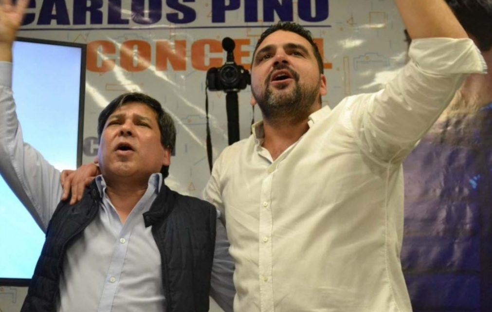 """Interna justicialista: """"Walter Vuoto es un potencial candidato y lo vamos a acompañar"""", adelantó Pino"""