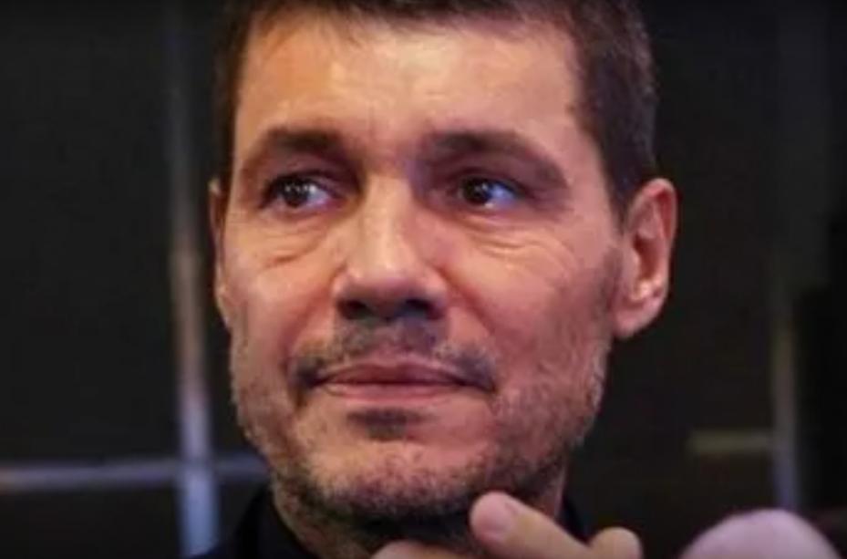 Llorando hasta por los codos: la dedicatoria que tiró Tinelli en el cumple de Guille Valdés
