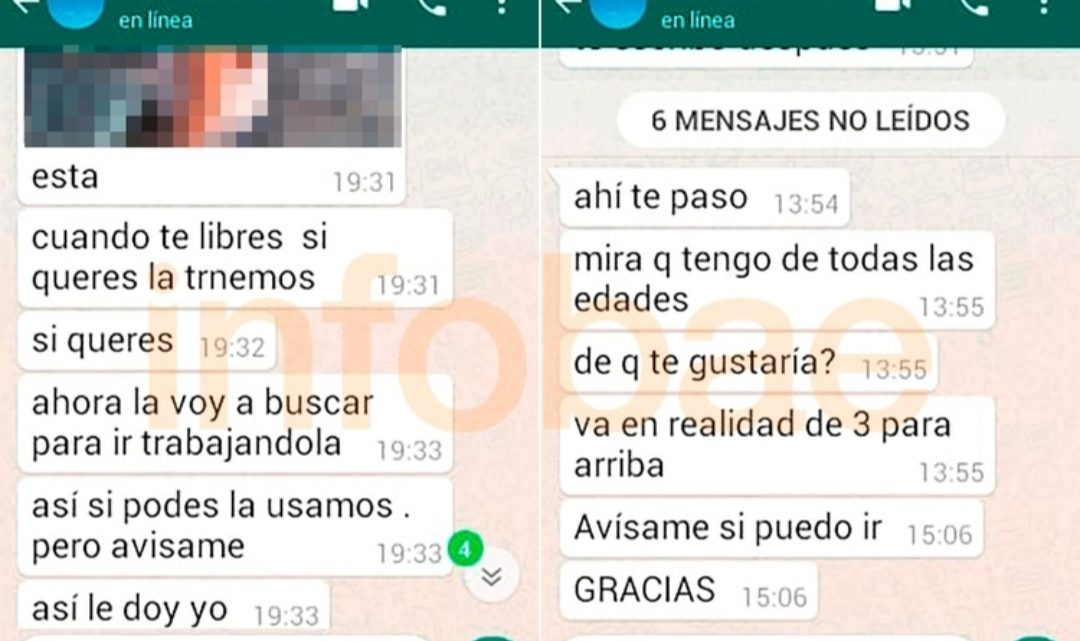 """""""Hice lo que tenía que hacer, no me aguanté"""": los aberrantes audios de WhatsApp del docente pedófilo de Rosario en donde se jacta de violar a menores"""