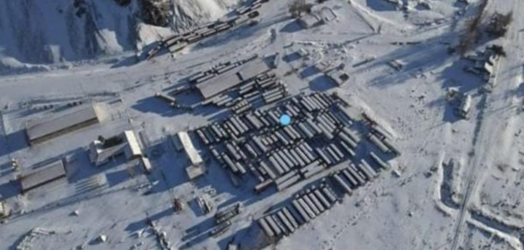 Tres mil camiones varados del lado argentino en el Paso Cristo Redentor