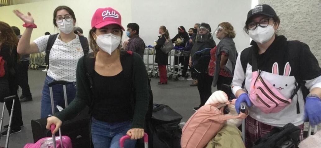 El Gobierno de Chubut no quiere que regresen sus estudiantes