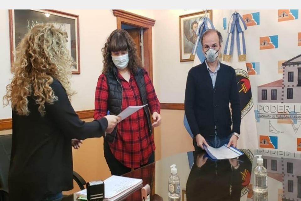 Legislatura cerrada por Coronavirus positivo en Ushuaia
