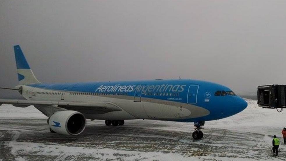 Arribará vuelo de Aerolíneas sin cumplimiento de la cuarentena