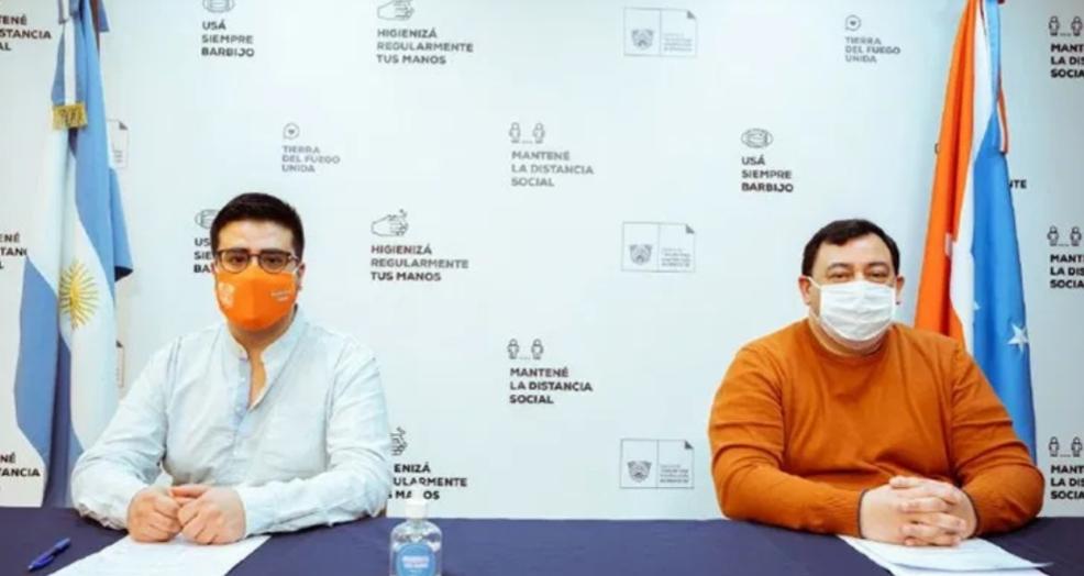 Coronavirus: Dos personas internadas en terapia intensiva en Río Grande