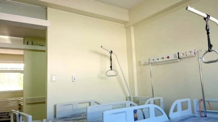 Son ocho personas internadas en el Hospital por Covid-19 entre casos positivos y sospechosos
