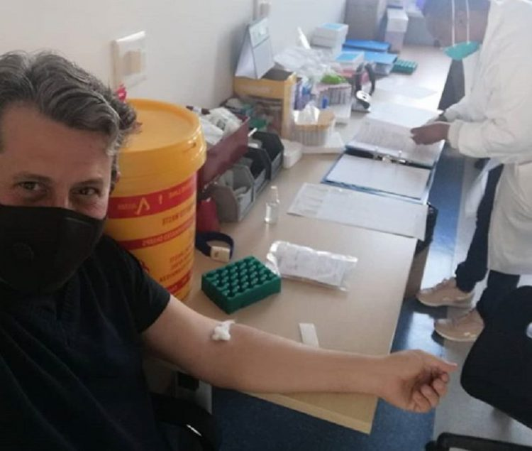 Coronavirus: cómo fue la experiencia del único argentino que recibió la vacuna experimental