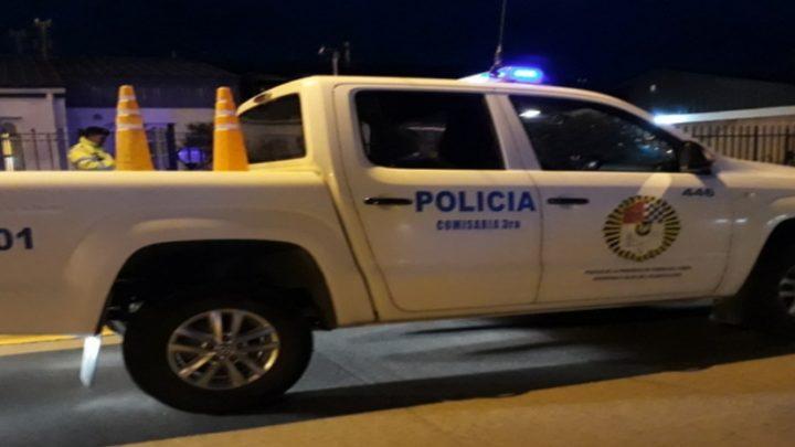 Apenas comenzó la cuarentena y ya hubo 4 detenidos en Río Grande