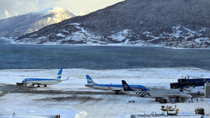 Llega esta tarde a Ushuaia un nuevo vuelo con fueguinos varados