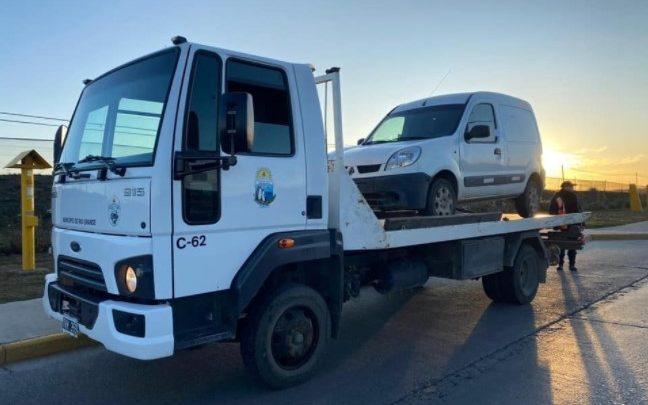 Vuelven los secuestros de vehículos en Río Grande por violar la cuarentena