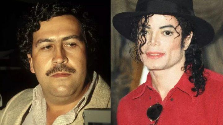 El plan (desconocido) que Pablo Escobar tenía para Michael Jackson, según su hijo