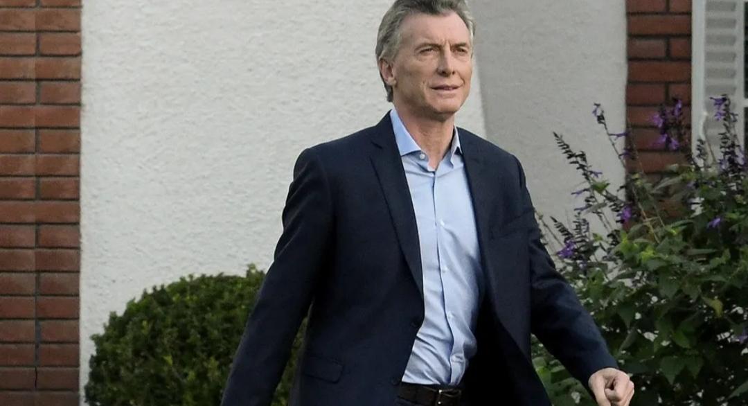 Macri: «Sin dudas dejé una economía mejor que la que recibí»