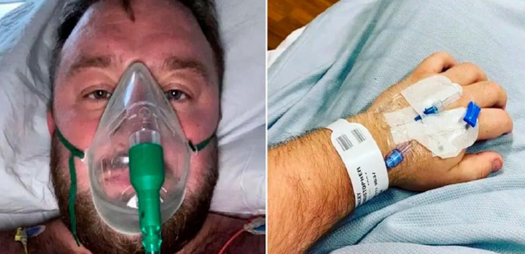"""Negaba el coronavirus, se contagió y ahora teme morir: """"Creía que era invencible"""""""