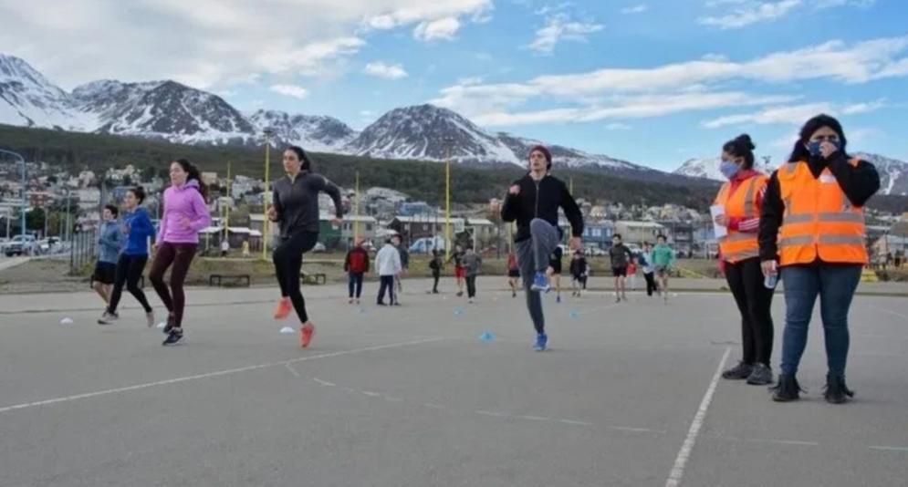 Ushuaia: La Municipalidad lleva a cabo acciones de prevención en los barrios