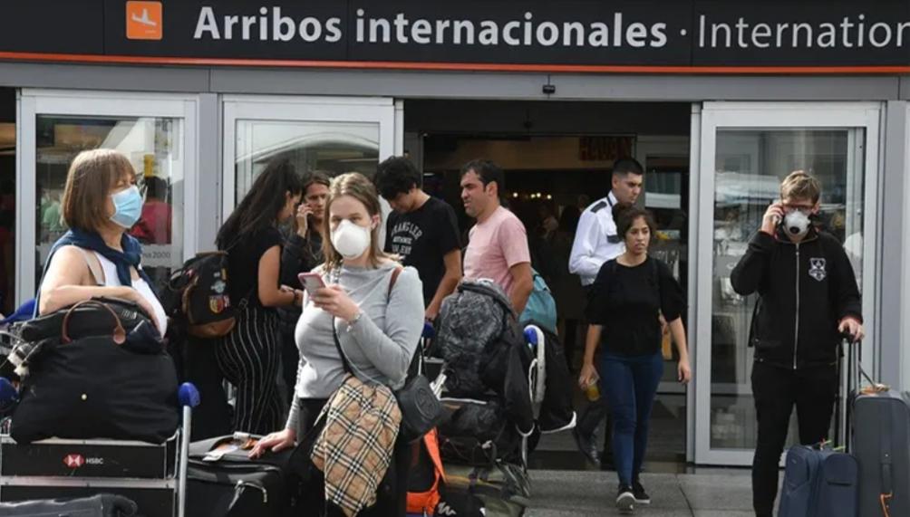 Octubre: Tres vuelos a Ushuaia y uno a Río Grande