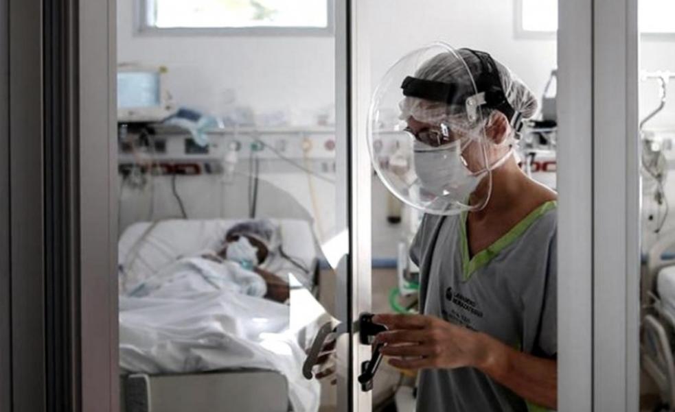 """Hospital de Río Grande: """"Hoy tenemos una ocupación de camas del 100%"""""""