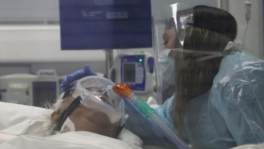 Hoy fueron confirmados 18.326 nuevos casos de COVID-19 y con un número de 423 nuevas muertes