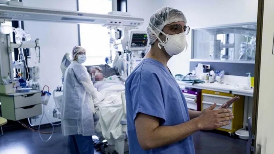 """«El hospital de Ushuaia no está colapsado, pero estamos por colapsar"""""""