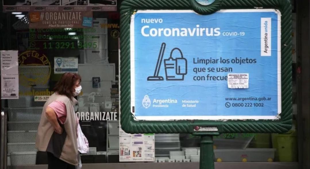 Coronavirus en Argentina hoy: 14.308 nuevos casos y 430 muertes