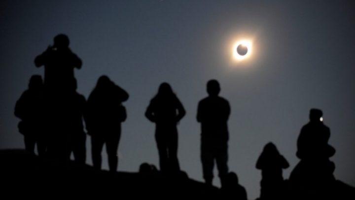 Eclipse solar total se podra observar en Argentina, Chile