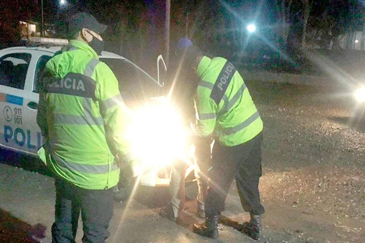 Varios detenidos en Ushuaia por conducir en estado de ebriedad