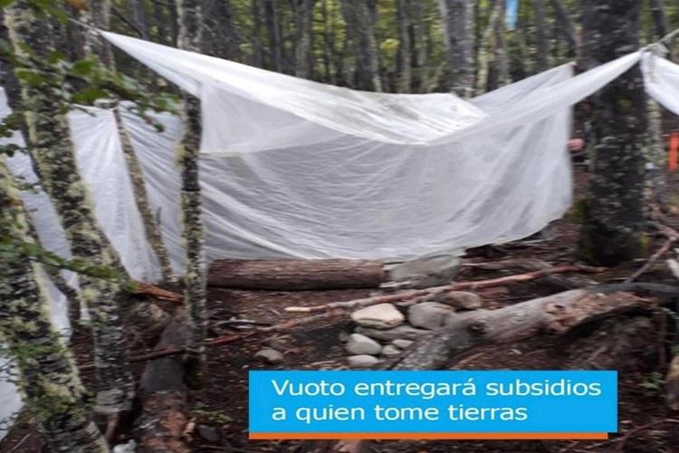Denuncian a grupos por instigar la toma de tierras en Ushuaia