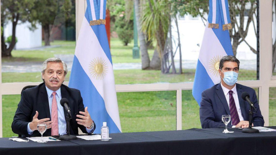 El Presidente presentó un proyecto de inversión en salud pública para Chaco que beneficiará a más de un millón de personas