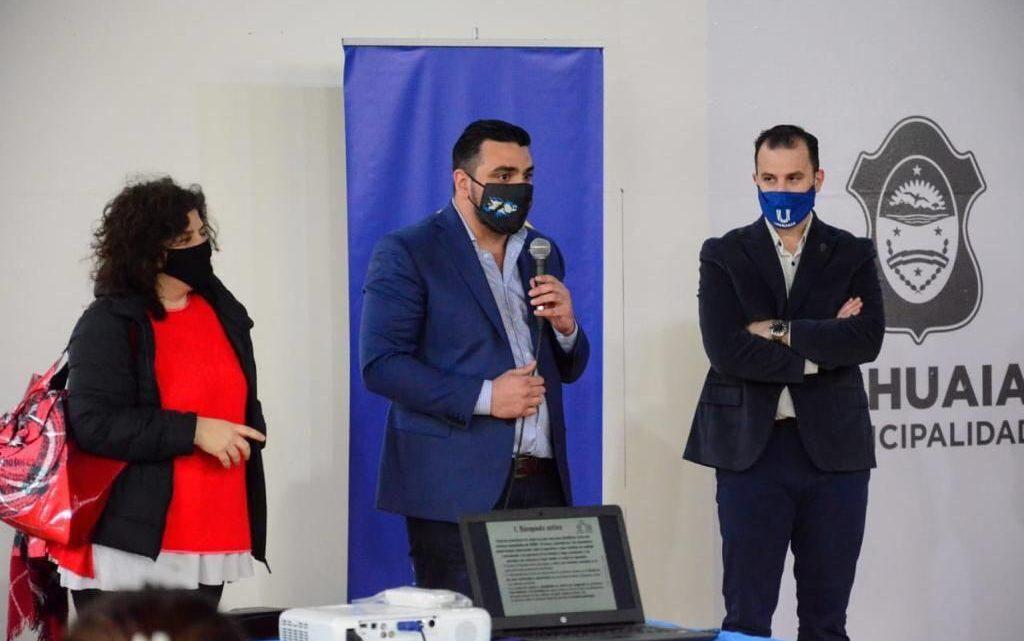 LA MUNICIPALIDAD DE USHUAIA LLEVARÁ EL PROGRAMA DETECTAR A LOS DISTINTOS BARRIOS CON SUS AGENTES SANITARIOS
