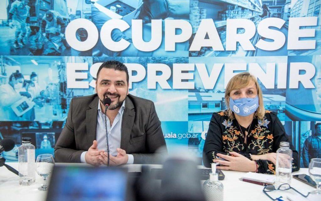 """MUÑIZ SICCARDI: """"CON MUNICIPIOS DE PIE ESTAMOS MÁS CERCA DE LOGRAR TENER NUESTRA PLANTA DE ASFALTO PROPIA"""""""