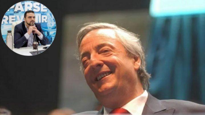 Walter Vuoto: Néstor Kirchner el hombre que vino a sacudir