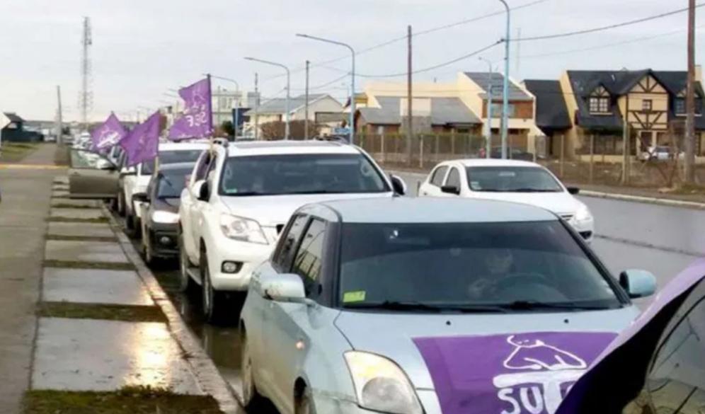 SUTEF convocó a un apagón virtual y caravana de autos