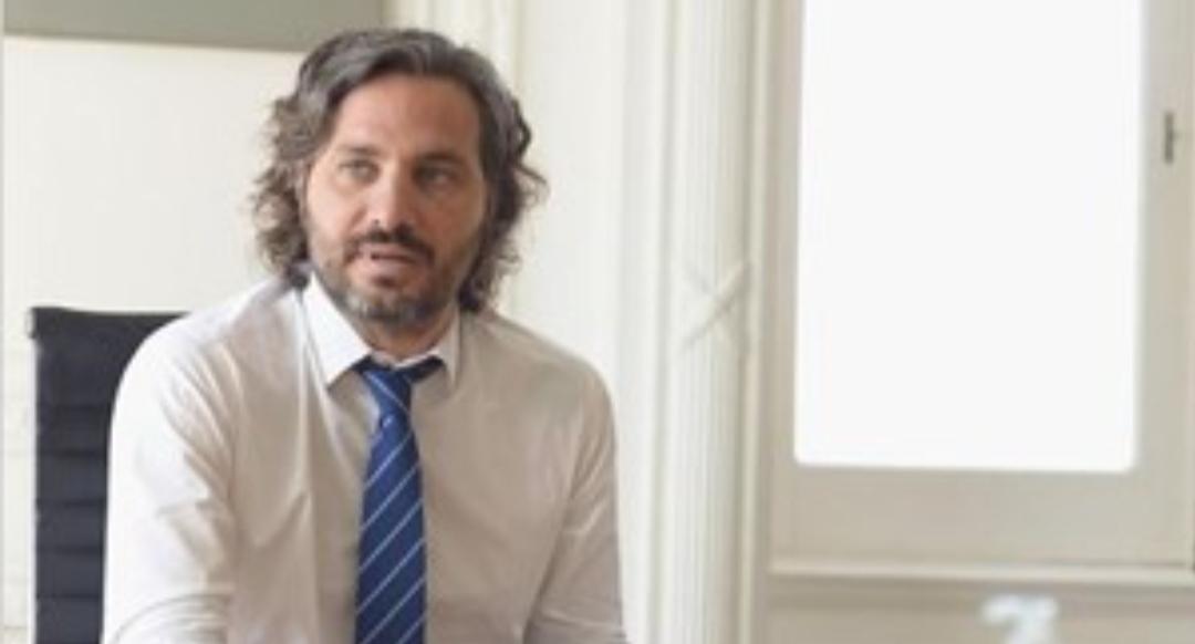 Cafiero: «Queremos vacunas para los argentinos, sin lecturas políticas»