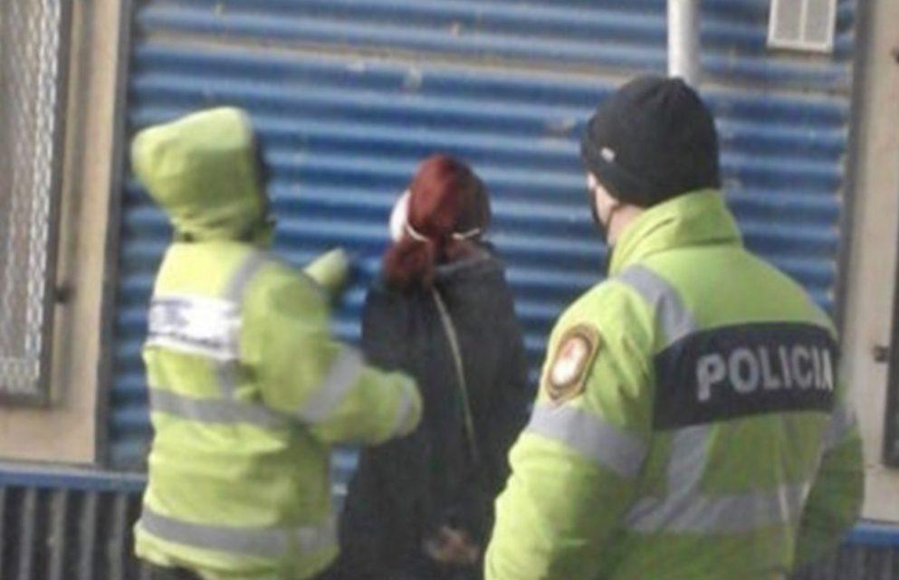 Mujer fue a pedir ayuda a la Comisaria y termino detenida
