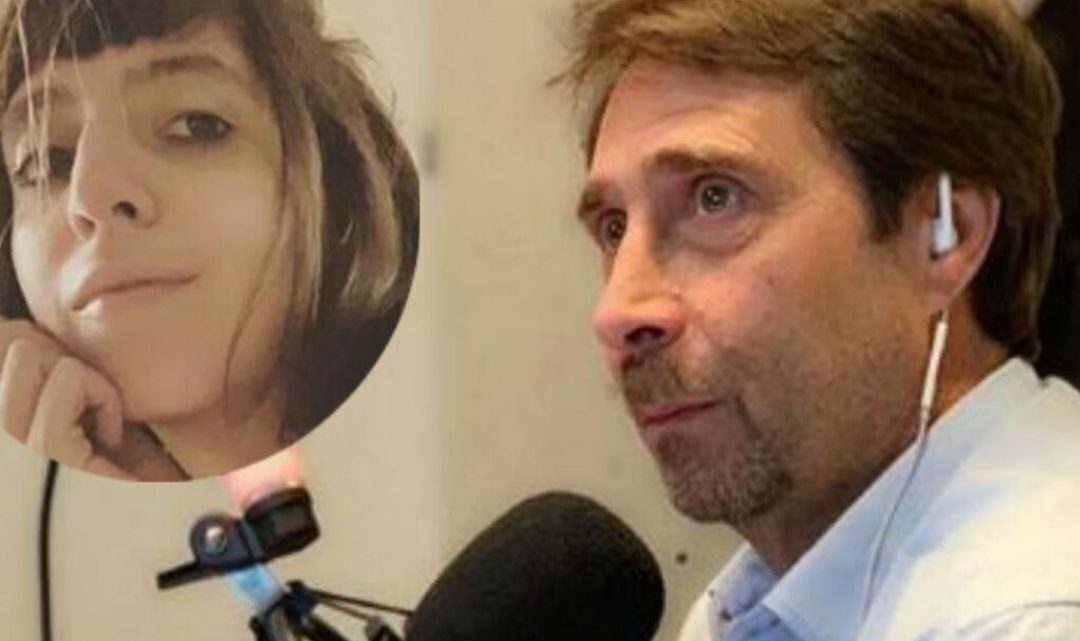 Feinmann defendió a Florencia Kirchner y le pidió perdón