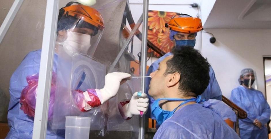 """Facio: """"si bajan los casos de Coronavirus se quitará el hisopado para ingresar a la provincia"""""""