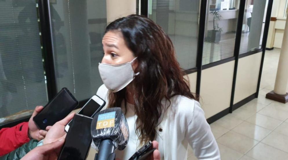 """""""Estoy convencida que es la pena adecuada para el hecho"""", dijo la fiscal Urquiza"""