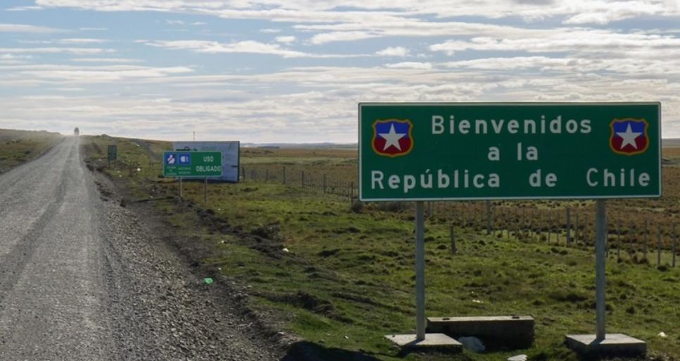 """""""Los viajes a Chile no están permitidos ni resultan recomendables"""""""