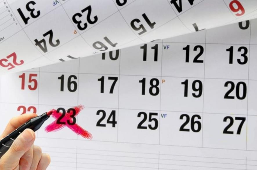Se viene otro fin de semana largo. Los próximos feriados.