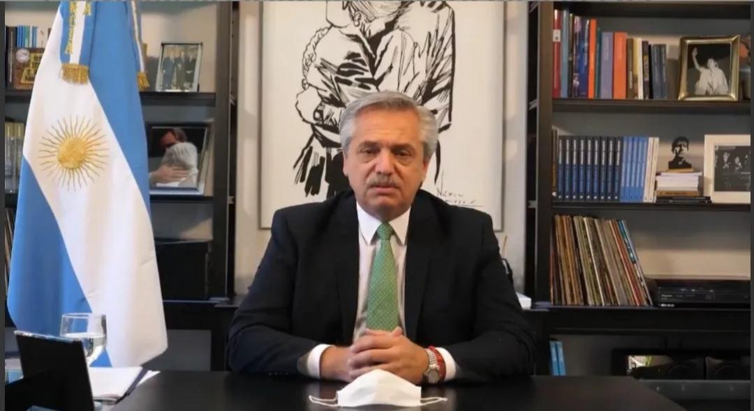 Alberto Fernández: «Es responsabilidad del Estado cuidar la salud de quienes deciden interrumpir el embarazo»
