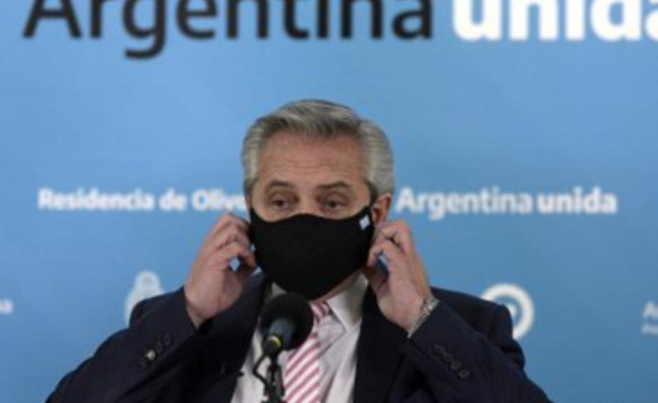 El presidente Alberto Fernández encabeza en la Casa Rosada reunión del Comité de Vacunación